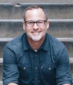 Author, Steve Wiens